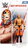 ACTION Rey Mysterio Series 99 Orange Mask Figure Six Inches Tall