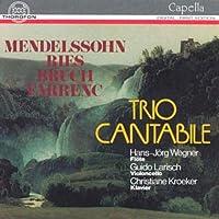 Mendelssohn/Ries/Bruch/etc;