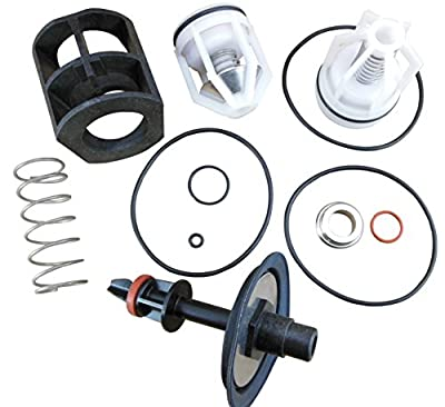 """Watts 009M2 1"""" Total Repair Kit. Included Kits: Total Relief Valve Repair Kit, First Check Valve Repair Kit, Second Check Valve Repair Kit, Retainer 0887793 887793 RK 009M2-T from Watts"""
