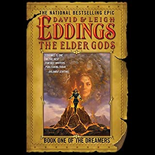 The Elder Gods audiobook cover art