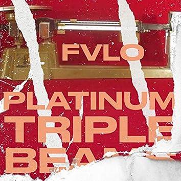 Platinum Triple Beams
