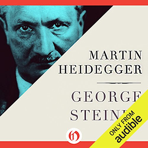 Martin Heidegger audiobook cover art
