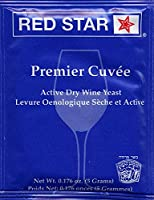 RED STAR Premier Cuvee 5g ×3パック [並行輸入品]