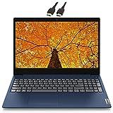 "2021 Newest Lenovo IdeaPad 3 15.6"" FHD Laptop Computer, AMD Ryzen 5 5500U, Radeon 7 Graphics, 12GB DDR4, 512GB PCIe SSD, Backlit Keyboard, Fingerprint Reader, Webcam, HDMI, Windows 10, VAATE Bundle"