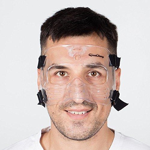 maschera protettiva naso decathlon