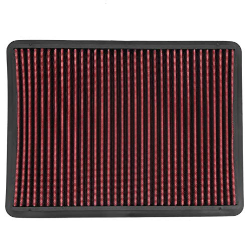 Air Filter Replacement Washable 2233 Air Filter for Filter Care for Increase Horsepower