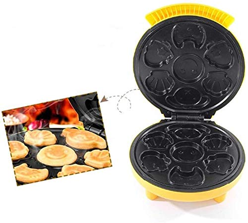 Great Deal! ALDKitchen Taiyaki Waffle Machine | Taiyaki Maker with Nonstick Baking Molds | 110V