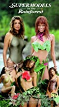 Supermodels in the Rainforest VHS