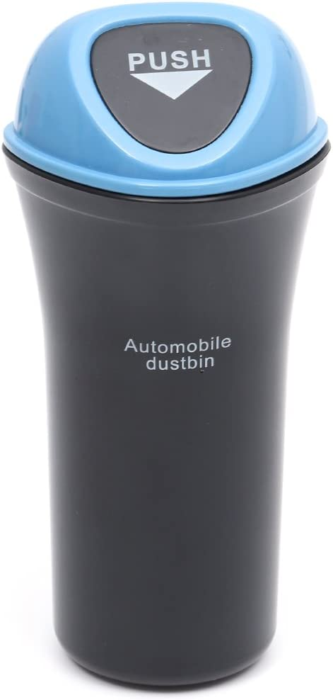 VORCOOL Car Trash Can Cup Max 51% OFF Portable Max 57% OFF Garbage Holder Vehicle Tr