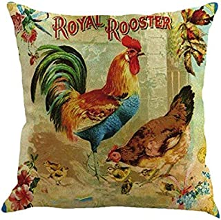 DORIC Easter Sunday Sweet Love Throw Pillow Case Square Cushion Cover