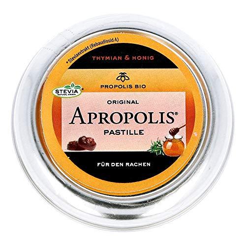 Lemon Pharma Pastilles Propolis à l'Arôme Thym/Miel Boite de 40 g