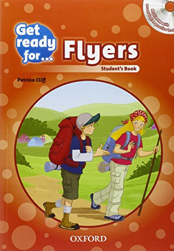 Get Ready for Flyers. Student's Book + CD Pack