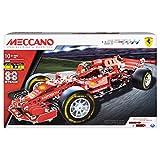 Meccano Ferrari Grand Prix Racer Kit di Costruzione con Possibile Sterzo, dai 10 Anni in Su
