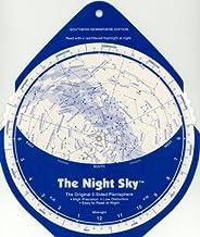 Night Sky Planisphere (22 cm): Southern Hemisphere Edition