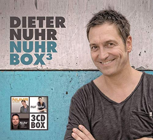 Nuhr - die Box 3 Audiobook By Dieter Nuhr cover art