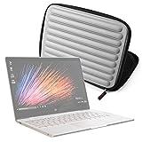 DURAGADGET Funda Gris con Espuma de Memoria Memory Foam para Portátil Xiaomi Mi Notebook Air 12.5' / 13.3' - ¡Protección Ideal!