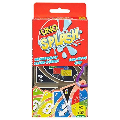 Mattel Games DHW42 UNO Splash