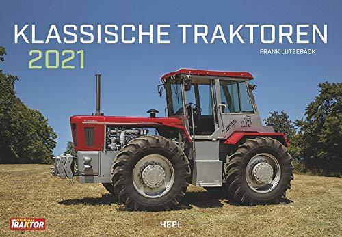 Klassische Traktoren 2021: Legendäre Schlepper aus acht Jahrzenhnten