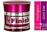 [page_title]-World of Nails-Design ProLine LED/UV-Finishing-Gel high viscous 15ml Versiegelungsgel