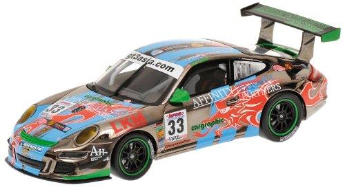 Minichamps- Miniature-Porsche GT3 Cup S, 400097933