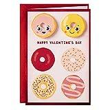 Hallmark Shoebox Valentines Day Card (Doughnuts)