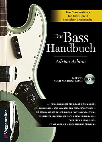 Voggenreiter-Verlag, Inh. Ralph und Charles Voggenreiter -  Das Bass-Handbuch: