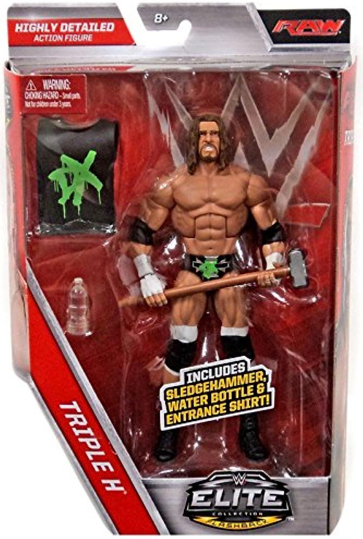 Mattel FBJ78 WWE Triple H EliteFigur