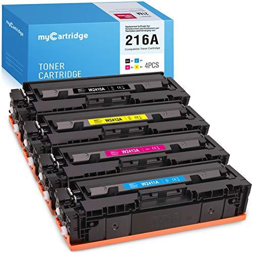 Cartucce di Toner per HP LaserJet Pro M402d M402n M402dn M402dne MFP M426dw M426fdn M426fdw MyCartridge Compatibili 26X CF226X 26A 9000 pagine Con chip 2*Nero