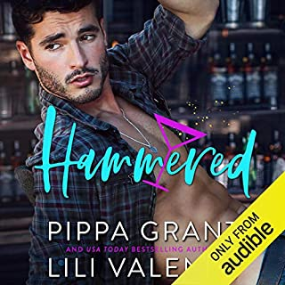 Hammered cover art