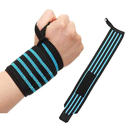 Inzer Iron Z Kniebandagen für Gewichtheben, Medium (2.0 Meters)