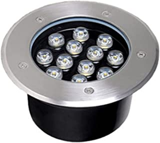 LED In-ground Light 12V 85-265V Buried Lights Waterproof Outdoor Recessed Spot Ground Lamp Corridor Aisle Lights Stair Ste...