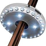 Txian Cordless 28 LED Umbrella Lights 3 Level Dimming Parasol LED Light Umbrella