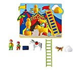 PLAYMOBIL 6747 - 1.2.3 Puzzle de Circo - 123 Puzzle de Circo. Oferta Antes 15,99€, Juguete Primera Infancia