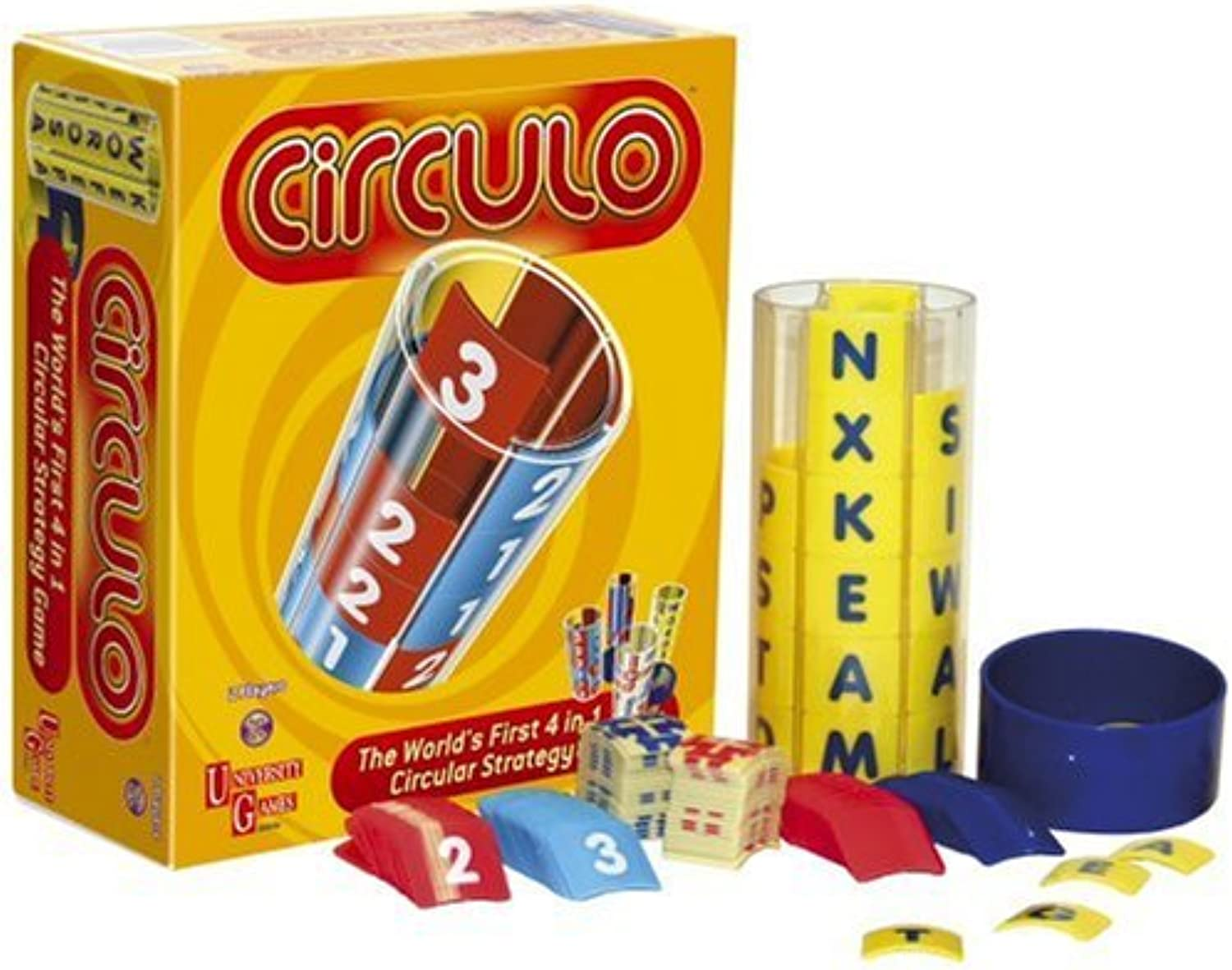 Circulo 4 in 1 Game