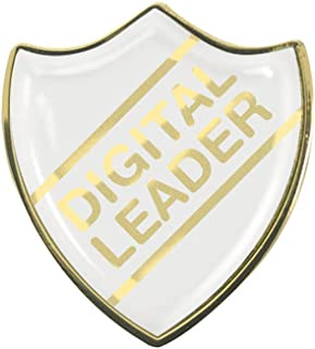 Burgundy Capricornone Breakfast Club Monitor Gel Domed School Shield Badge