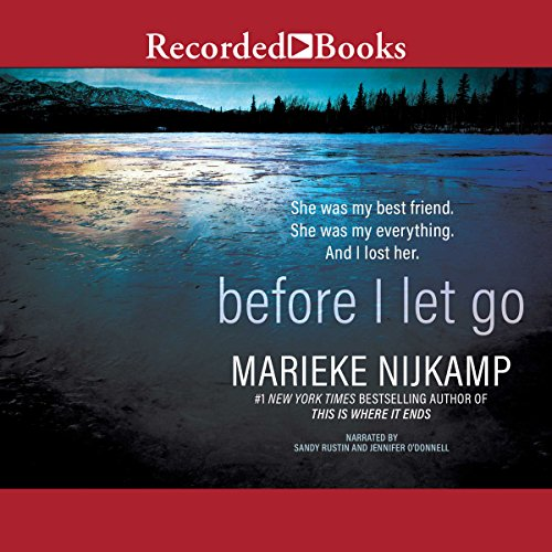 Before I Let Go audiobook cover art