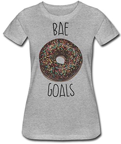 Bae Goals Delicious Chocolate Donut Frauen Women's T-Shirt XX-Large