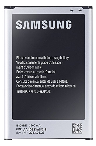 Samsung EB-B800BE Akku für Galaxy Note 3, Schwarz
