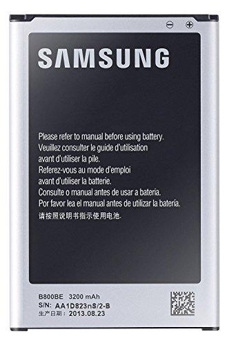 SAMSUNG EB-B800BE Batteria per Note 3, Argento