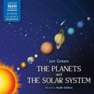 The Planets and the Solar System cover art