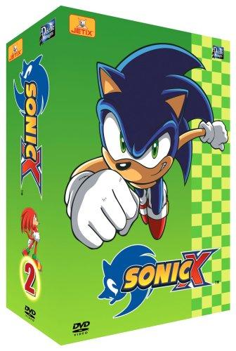 Coffret Sonic X, vol. 2