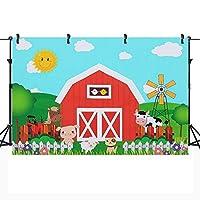 背景布写真の背景シャワーの背景の装飾家族撮影、アウト撮影、自宅用、商業用 (Size:L; Color:Variegated)