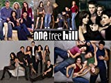 NewBrightBase One Tree Hill TV Show Fabric Cloth Rolled Wall Poster Print - Size: (16' x 13')