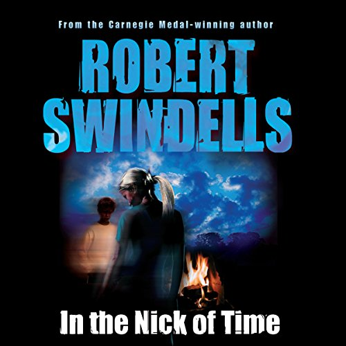 In the Nick of Time audiobook cover art