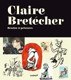 Claire Bretécher, dessins et peintures