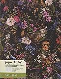 Paperblanks Agenda per insegnanti di 18 mesi Flexis con copertina morbida 2021-2022 Floralia | Agenda pour enseignants | Ultra (180 × 230 mm)