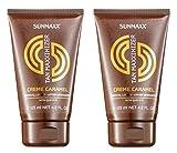 Sunmaxx Creme Caramel Tanning Lotion 2 X 125 ml im Sparpack