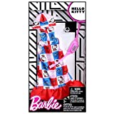 Barbie Hello KittyClothes: Hello Kitty Dress, Fanny Pack, Watch