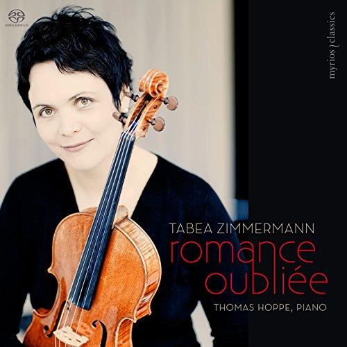 Romance in E-Flat Major, Op. 4 (Arr. T. Zimmermann for Viola & Piano)