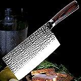 Hohe Qualität Edelstahl-Kochmesser Schmieden Anti-Stick Sharp Cleaver Fisch Gemüse Chinesisches Küchenmesser Haushalt Werkzeuge Kochen